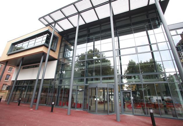 State Of The Art Buildings Open After Southampton City College S 48m Revamp Daily Echo