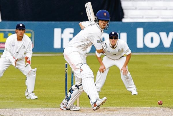 ALASTAIR COOK
