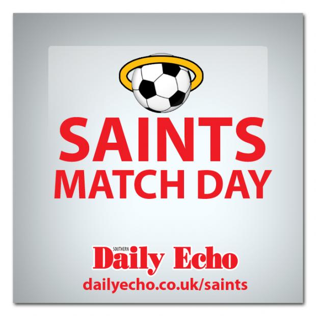 Saints v Brentford