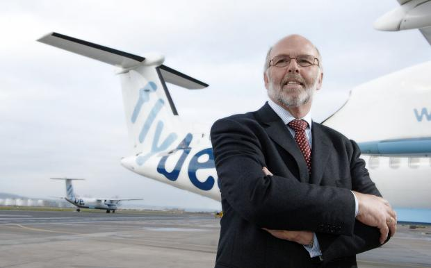 Flybe chief executive Jim French