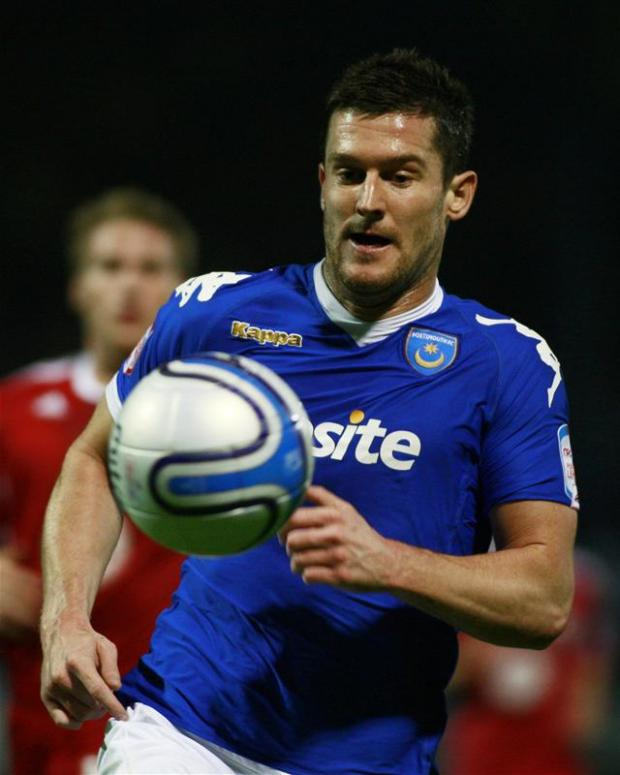 David Nugent , in his Pompey days