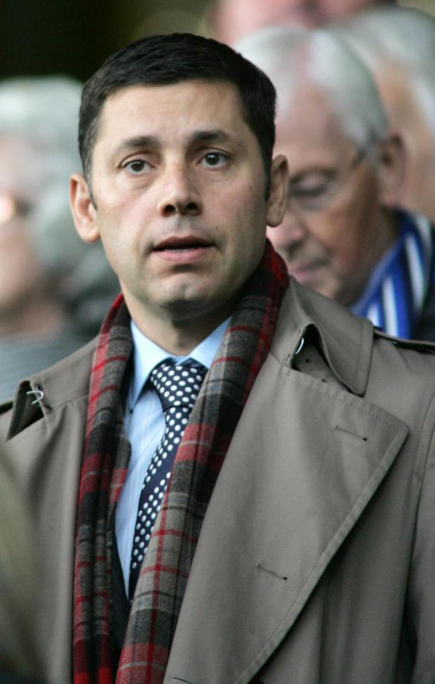Saints executive chairman Nicola Cortese has masterminded the rise through the divisions