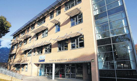 Daily Echo: Cantell Maths and Computing College