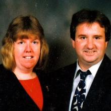 BARBARA AND STEVE DOWDELL