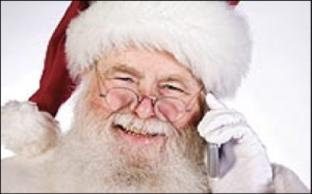 I have a hot line to Mr S Claus