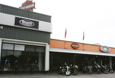 Southampton Harley-Davidson motorcycle dealership closes