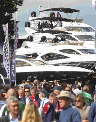 Day Out: At the PSP Southampton Boat Show