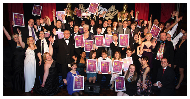 Daily Echo: Curtain Call winners 2010