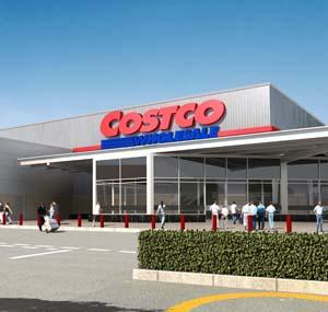 Giant warehouse store gets go ahead
