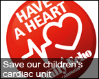 Have a heart campaign to save Southampton cardiac unit