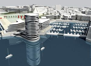 What the Royal Pier in Southampton could look like