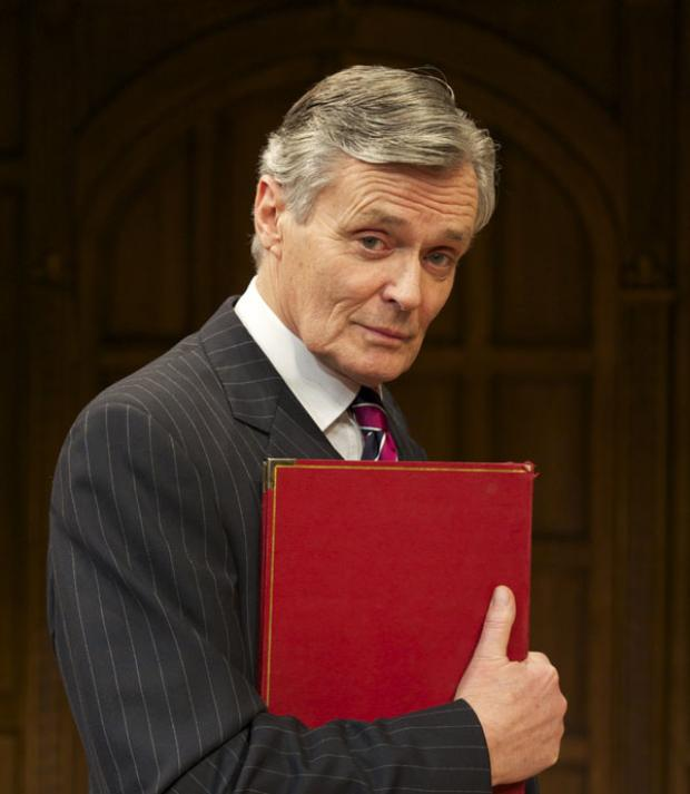 Simon Williams as Sir Humphrey