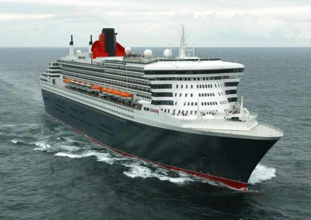 Cunard's Queen Mary 2 will celebrate its 10th anniversary on Friday