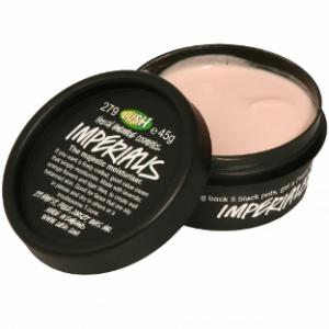 Lush Imperialis moisturiser - for combination skin.