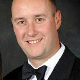 Daily Echo: Lieutenant Commander Ian Molyneux, 36, from Wigan, died after being shot on board HMS Astute in Southampton
