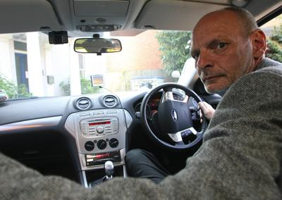 LEGAL FIGHT: Taxi boss Kevin May
