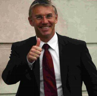 Saints boss Nigel Adkins