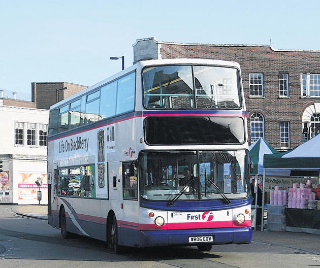 £7.4m scheme to fit free Wi-Fi on buses