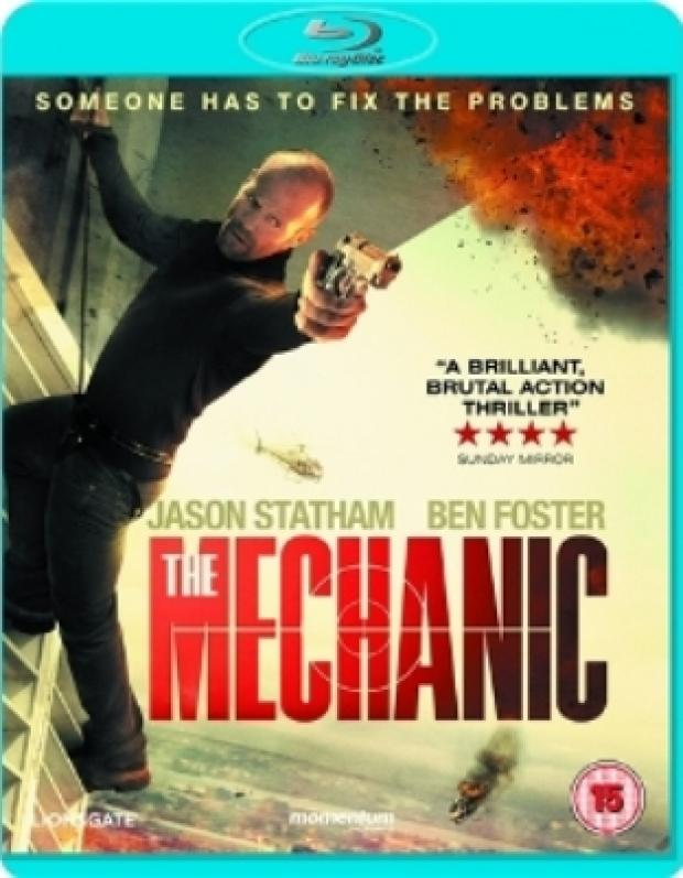 The Mechanic starring Jason Statham - 3 copies to be won!
