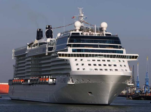 Documentary claims crew on Southampton cruise ship face poor conditions