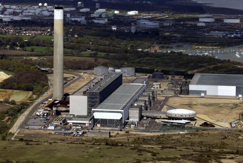 DUE TO CLOSE: Fawley power station
