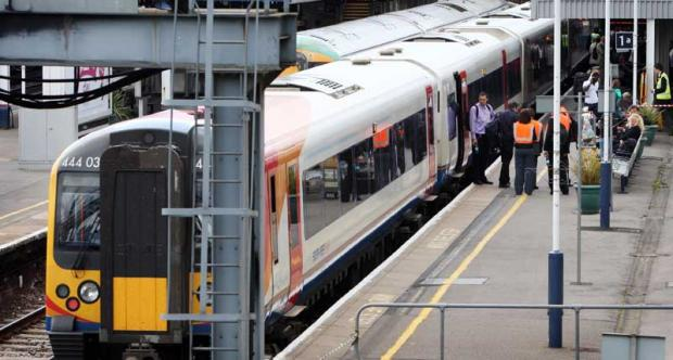 Commuters face major delays
