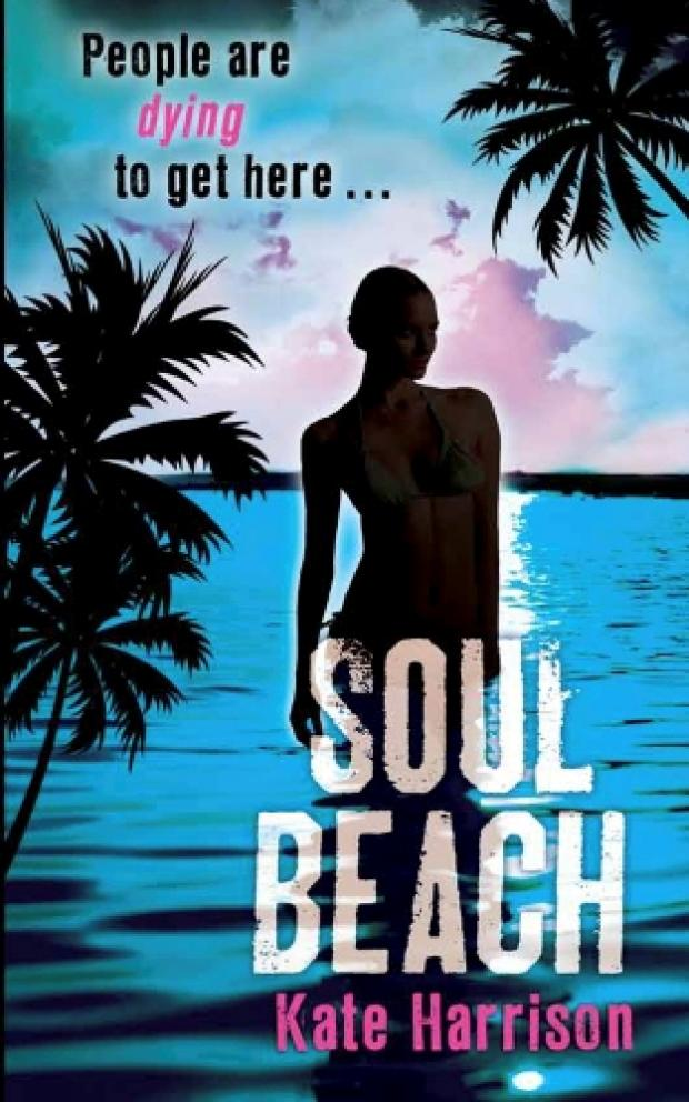 O.T Book Review - Soul Beach by Kate Harrison.