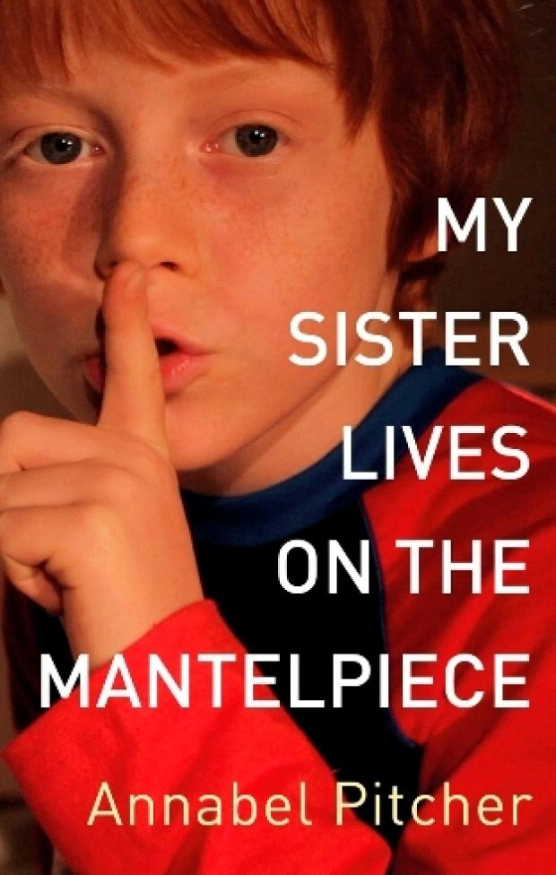 O.T Book Review - My Sister Lives on the Mantelpiece.