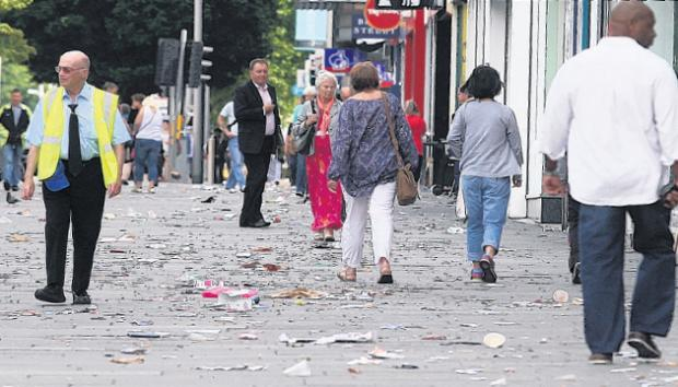 Big city clean up begins as more strikes loom