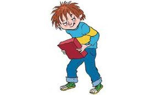 What's your favourite Horrid Henry Book?