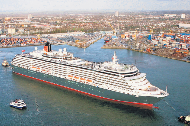 Cruise ship cancels voyages