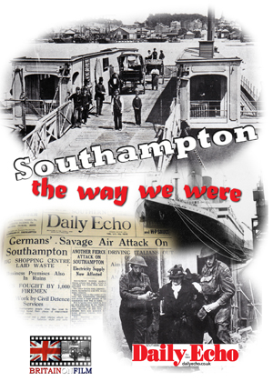 Southampton - The Way We Were - Heritage DVD