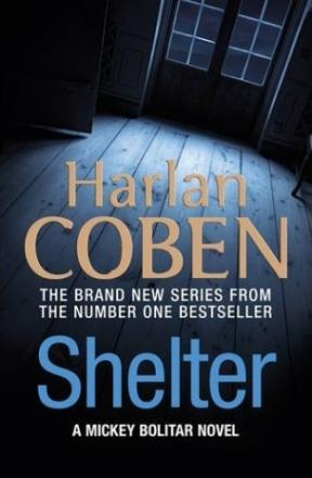 Don't miss!  Shelter by Harlan Corben - out this week.