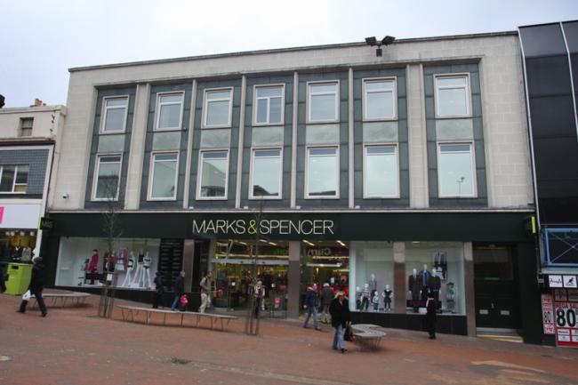 Marks and Spencers fined £1 million