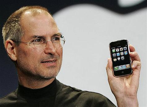 Daily Echo: Apple's totemic founder, Steve Jobs, dies