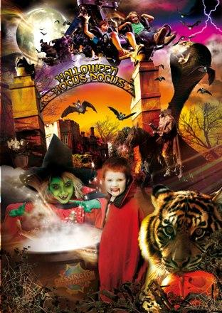 Win Tickets For Some Spooky Family Fun At Chessington This Halloween.