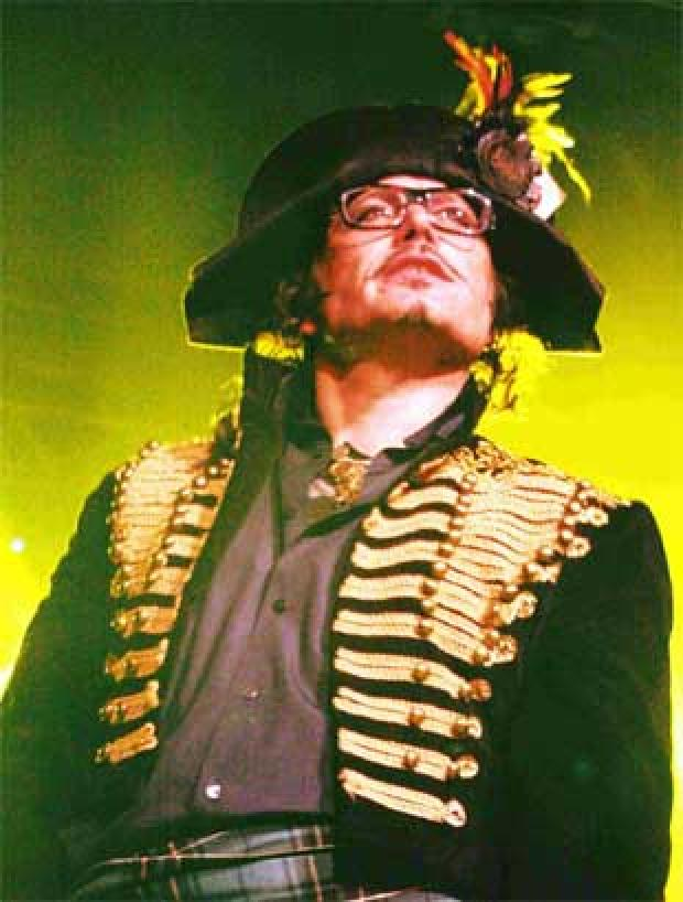 Daily Echo: Adam Ant