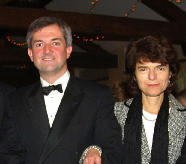 Daily Echo: Chris Huhne and Vicky Pryce