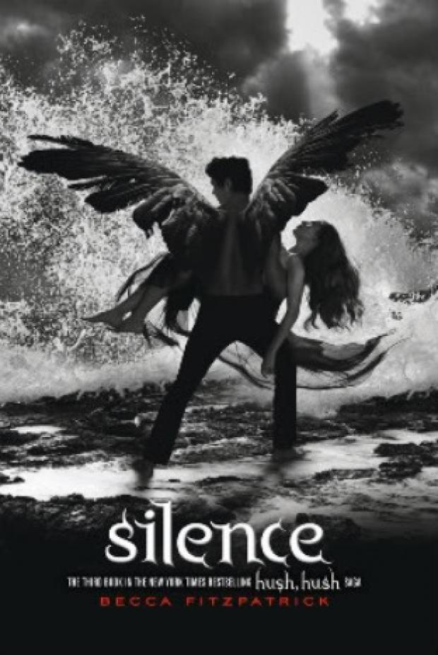 Daily Echo: Silence by Becca Fitzpatrick.