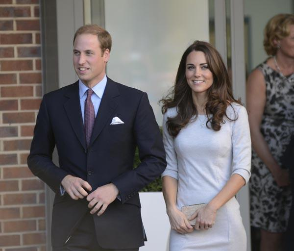 Will and Kate expecting a baby