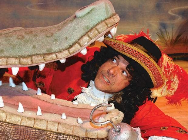 Gary Turner as Captain Hook