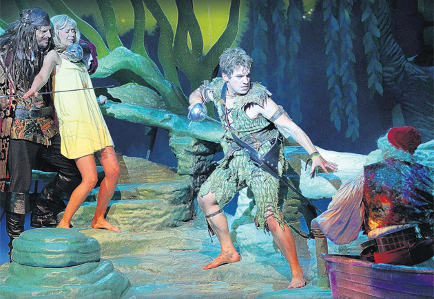 Peter Pan at The Mayflower
