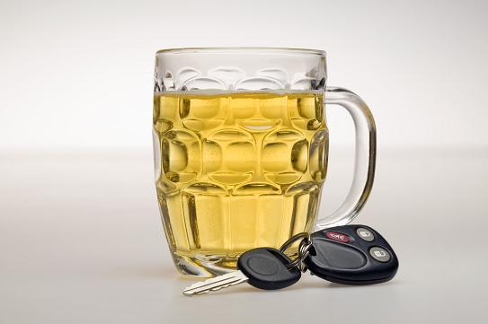 Fall in number of drink drivers in Hampshire