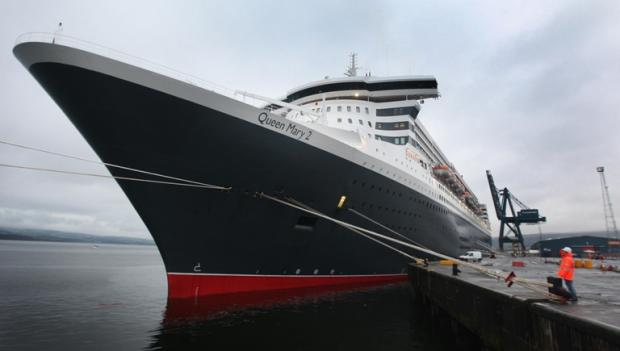 Another cruise ship hit with norovirus