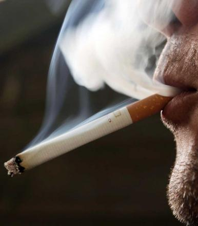 Ageing smokers cost Hampshire taxpayers £16m a year