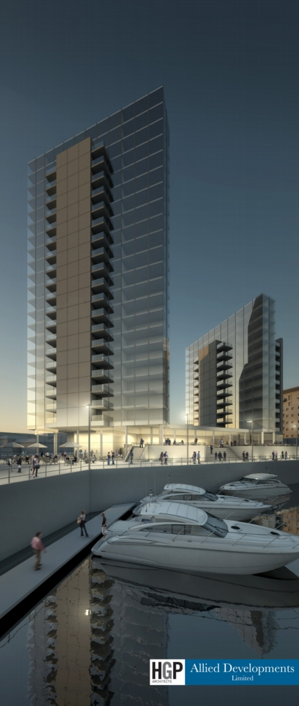 Plans for tallest building in Southampton get green light