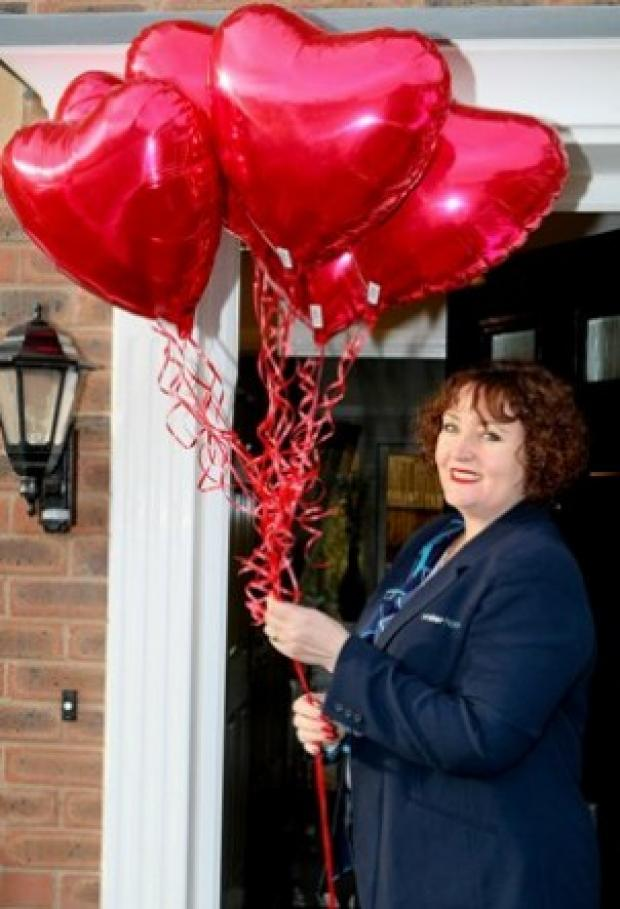 LOVE IS IN THE AIR FOR MLLER HOMES