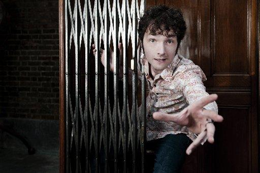 Chris Addison is at Theatre Royal Winchester this season
