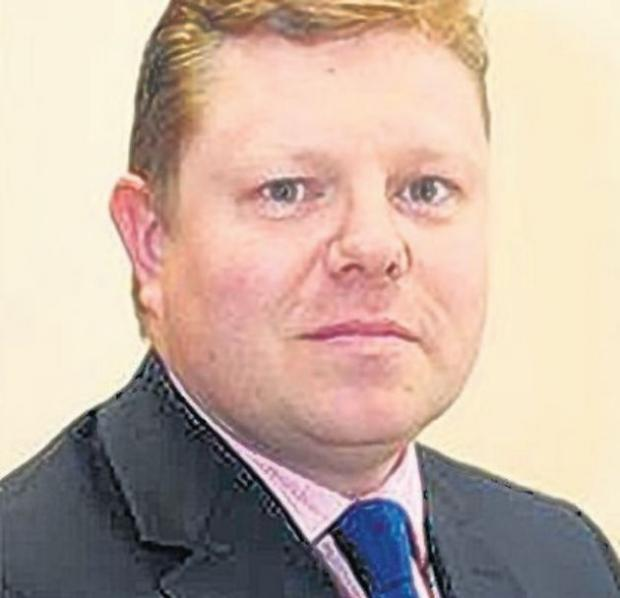 Hampshire Police Federation chairman John Apter.