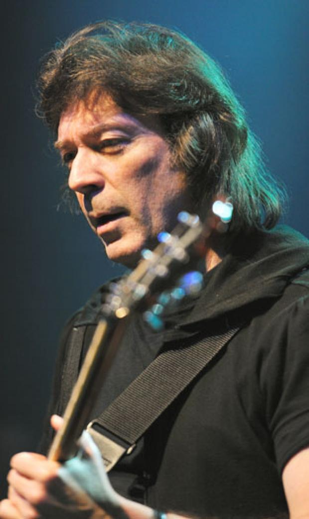 Daily Echo: Steve Hackett